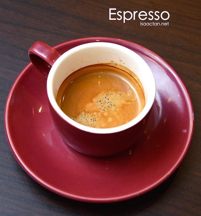 Espresso - RM13.50 / 14.50 / 15.50
