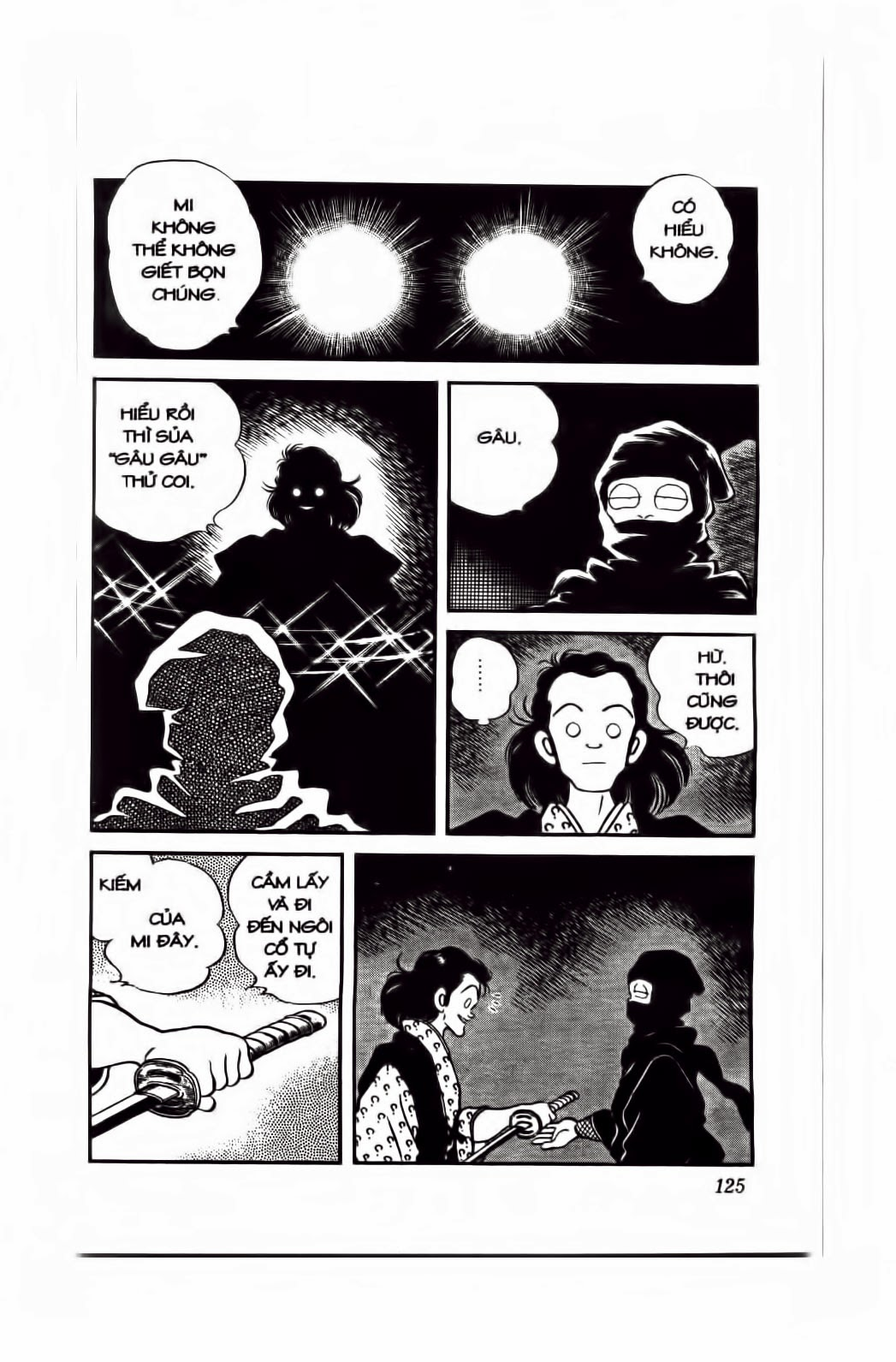 Nijiiro Togarashi - Ớt Bảy Màu chap 76 - Trang 14