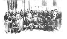 Militi della Brigata Nera e uomini della Decima Mas