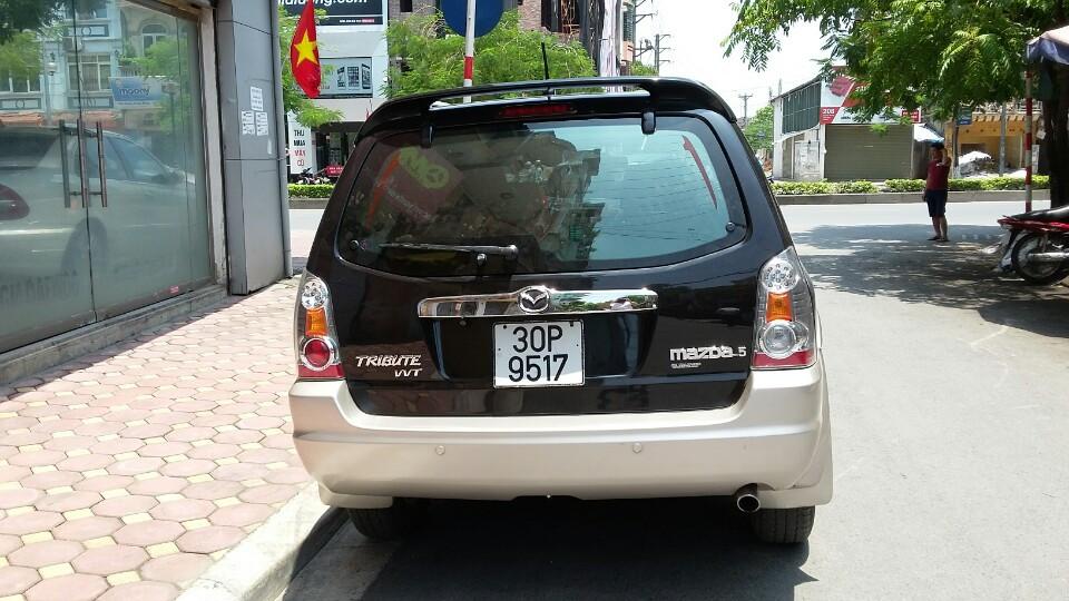 Mazda Tribute 2009| Mazda tribute đã qua sử dụng| Mazda tribute 2009 nhập khẩu| Xe Mazda tribute