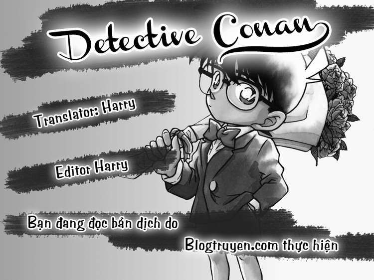 Detective Conan - Thám Tử Lừng Danh Conan chap 810 page 1 - IZTruyenTranh.com