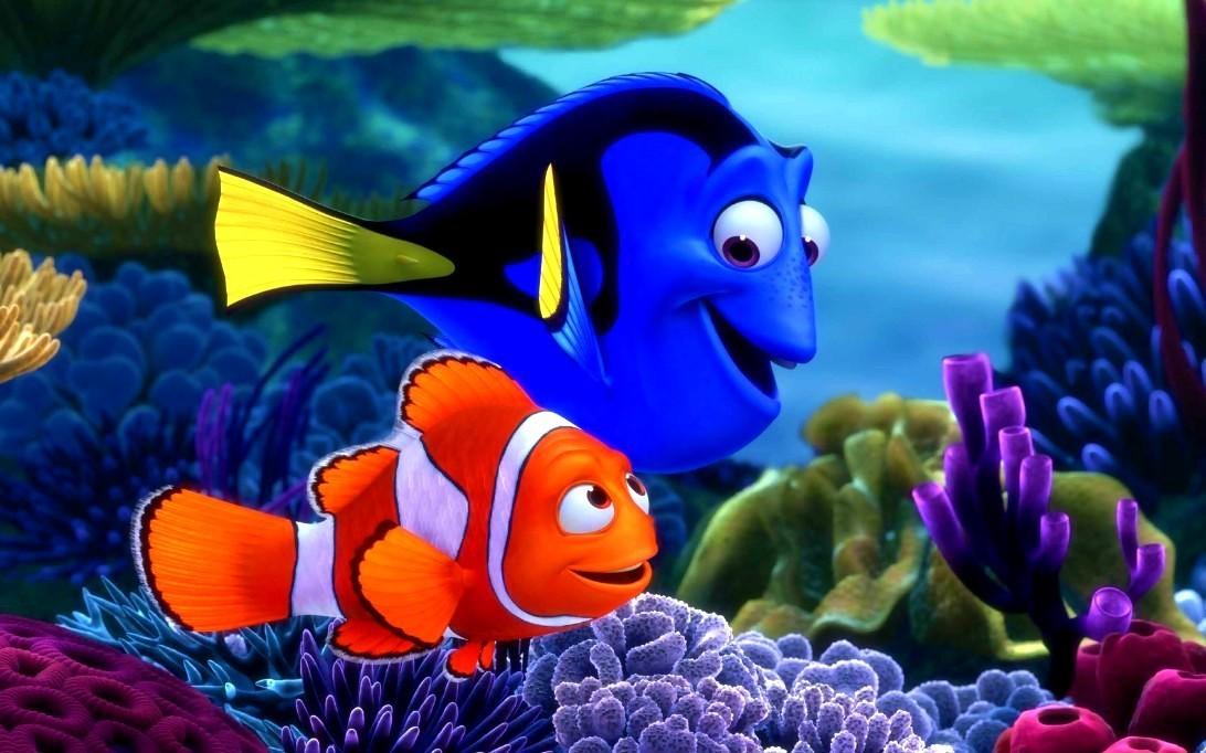 Finding Nemo, Gambar Kartun 3