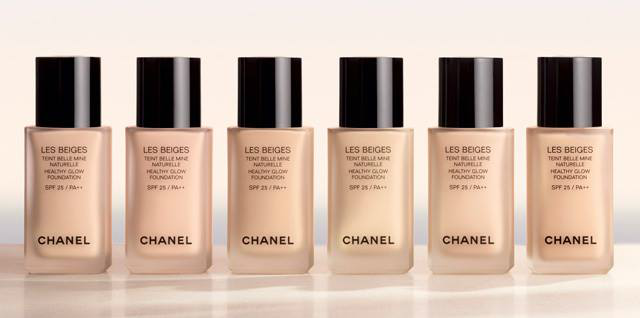 Chanel LES BEIGES Healhty Glow foundation