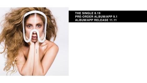 Lady Gaga New Single August 2013