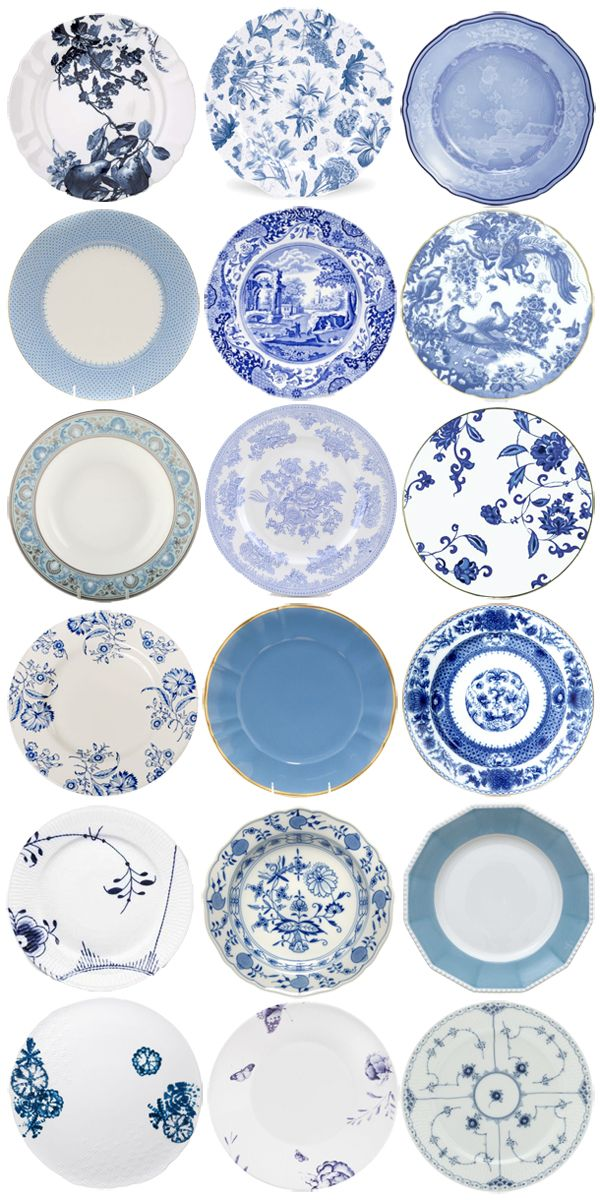 Belle chambre navy at it 39 s best Most popular china patterns
