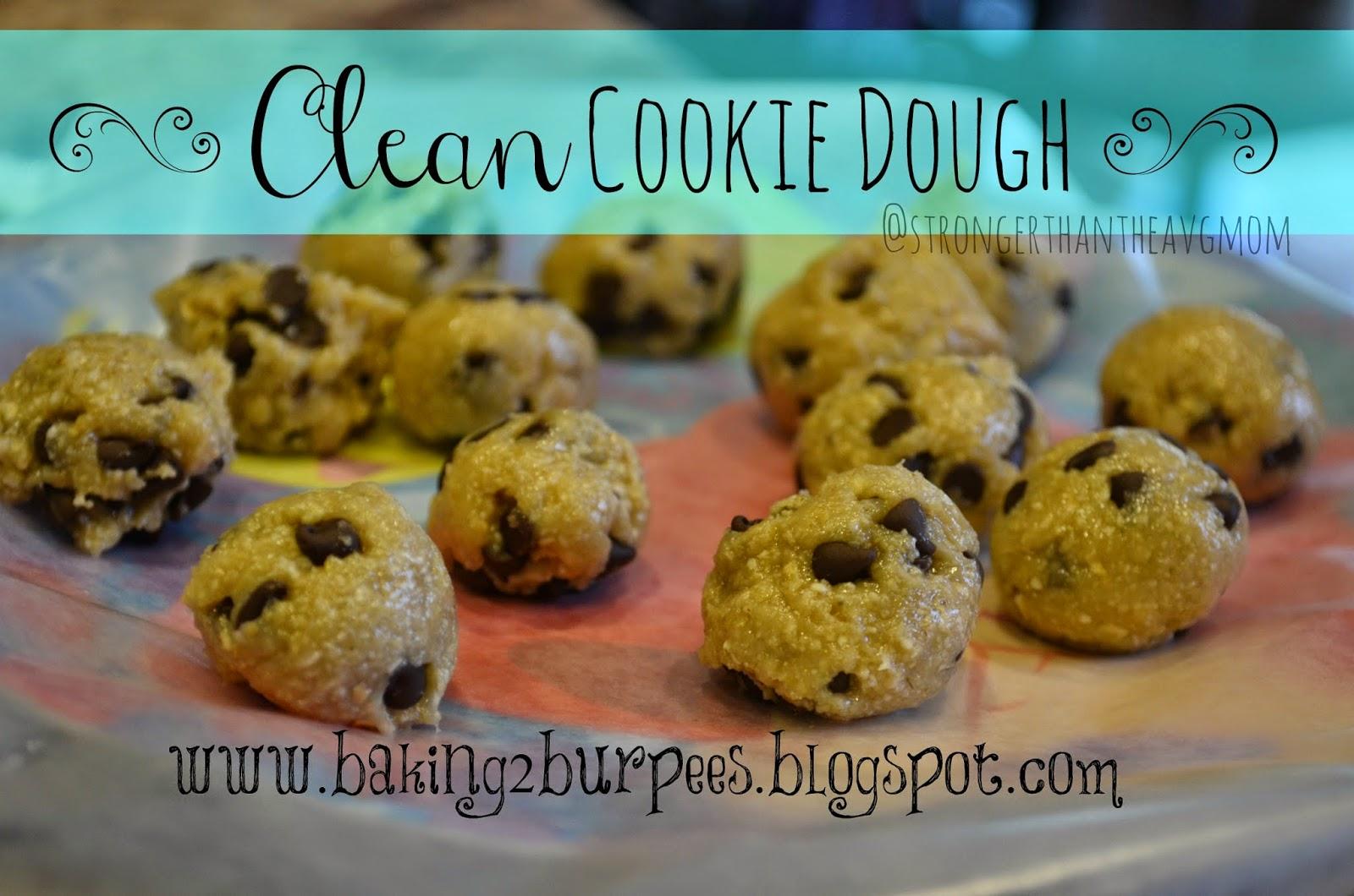 Clean eating recipe, kid approved recipe, healthy swap, cookie dough recipe, Pittsburgh, fit mom, nurse, cravings, Erin Traill, diamond beachbody coach