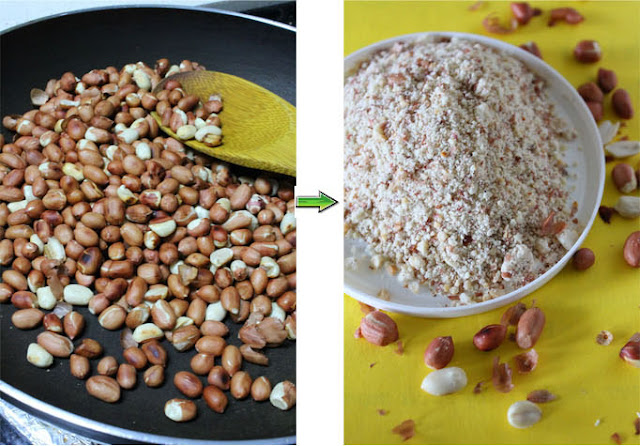 Spusht | How to make roasted peanut powder at home