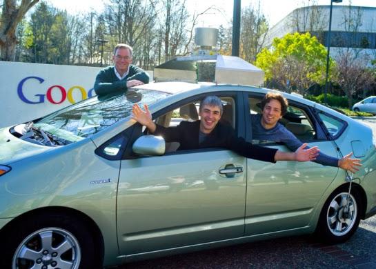 Des taxis gratuits offerts par  Google