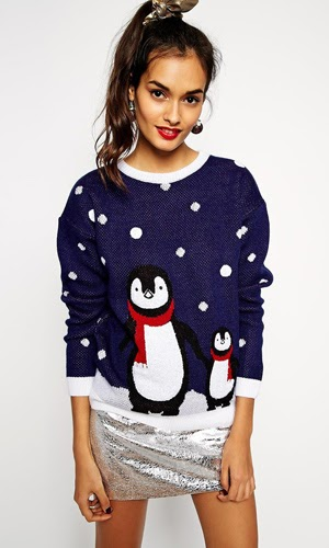 jerseys de Asos para Navidad