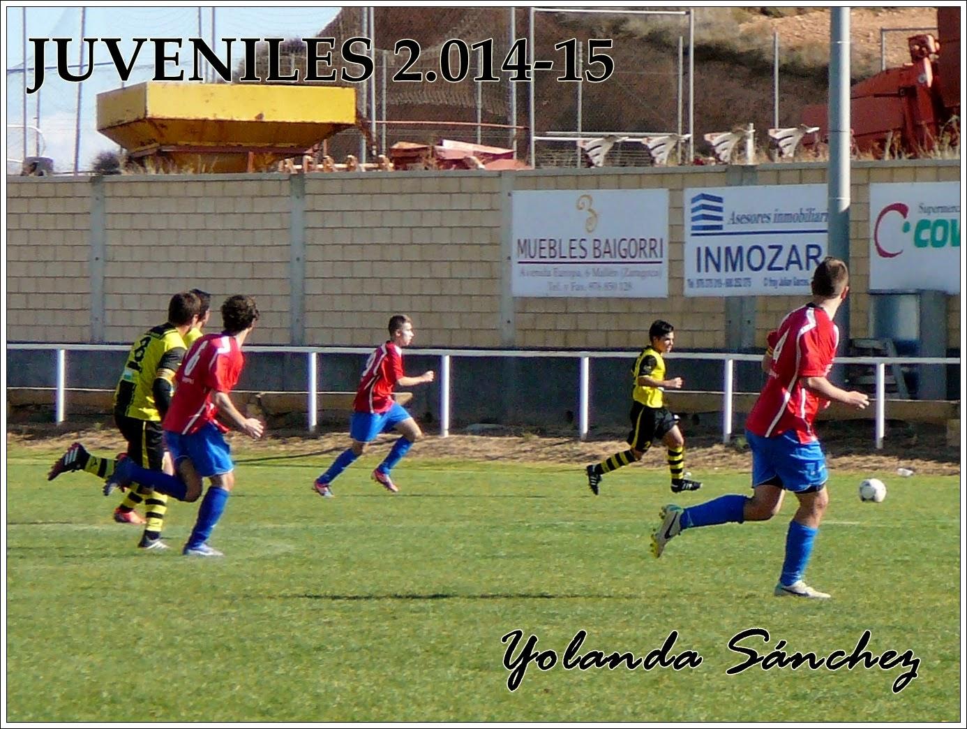 Yolanda Futbol Noviembre 2014 # Muebles Baigorri