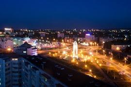 Фото Альметьевска
