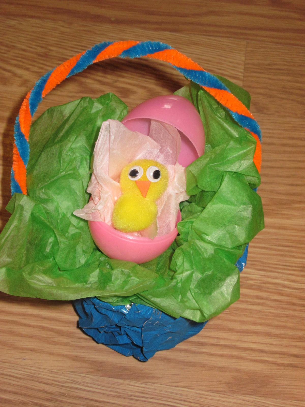 Preschool Art Easter Basket : Easter crafts for preschool kids cafemom