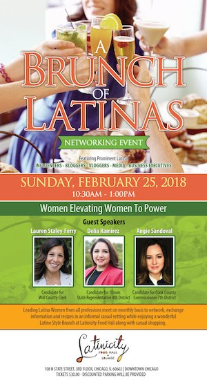 A Brunch of Latinas