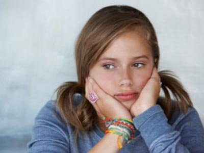 El adolescente insatisfecho