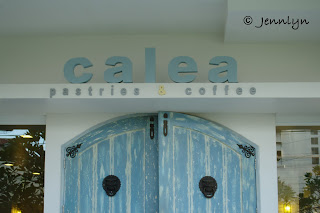 Calea pastries & coffee