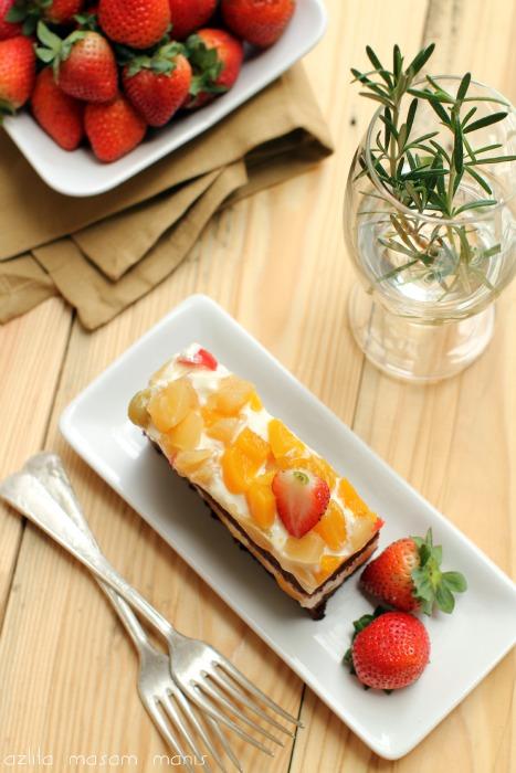 resepi kek ni dari chef hanieliza seorang chef yg sangat