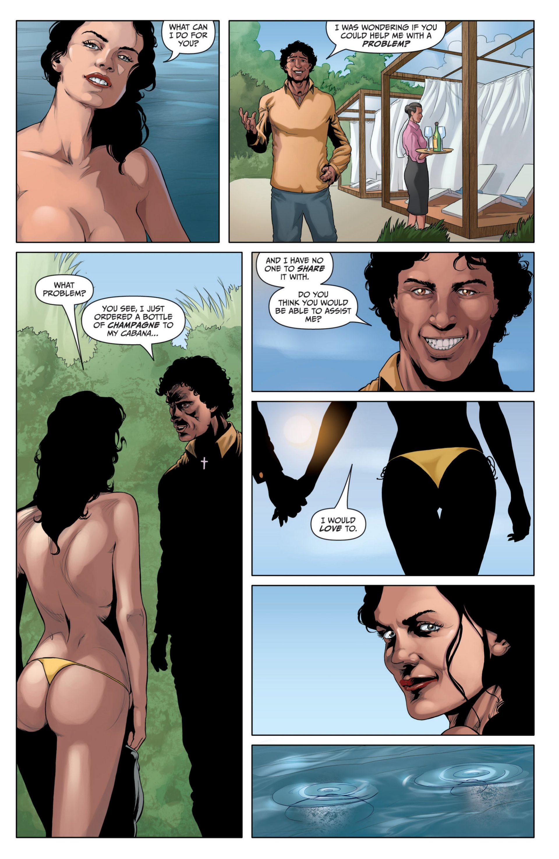 Grimm Fairy Tales (2005) Issue #82 #85 - English 10