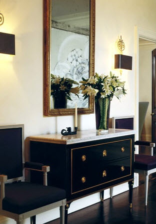 Decor Lust A Touch Of Class Black Gold