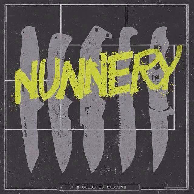 "NUNNERY -A Guide To Survive- 7""/CDEP"