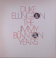 Duke Ellington - The Jimmy Blanton Years