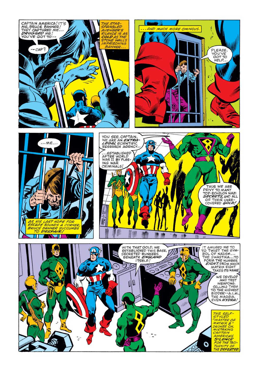 Captain America (1968) Issue #257 #172 - English 6