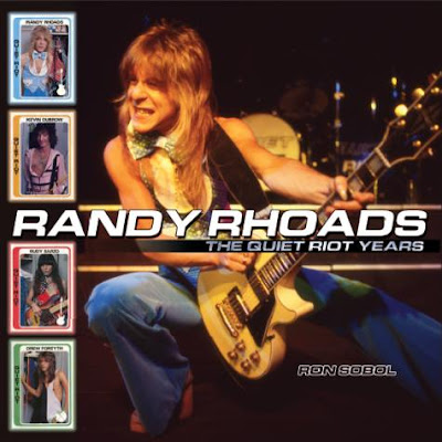 Randy Rhoads Quiet Riot Years Preview