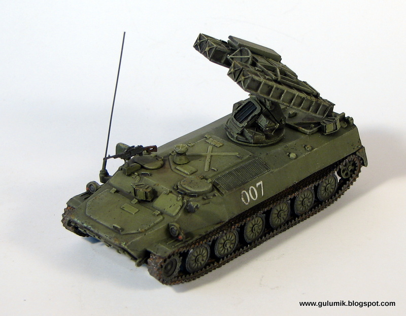 Gulumik Military Models: SA-13...
