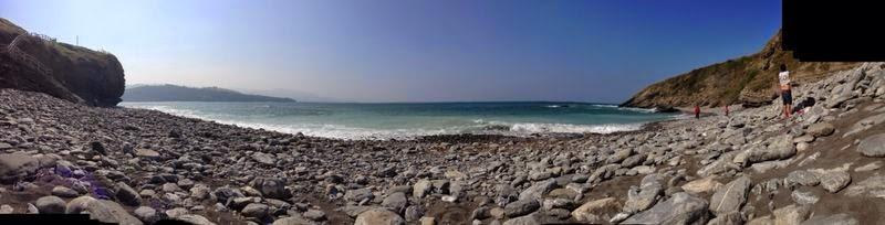 Playa rocas para Cosas que siento