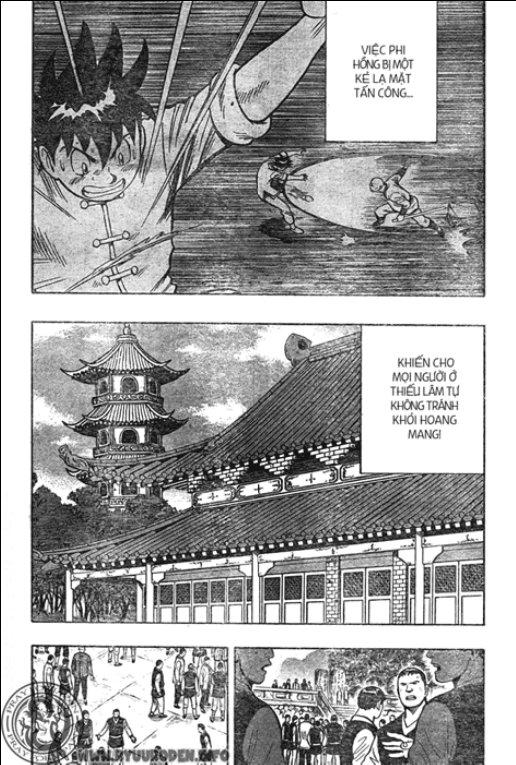 Hoàng Phi Hồng Phần 4 chap 54 Trang 2