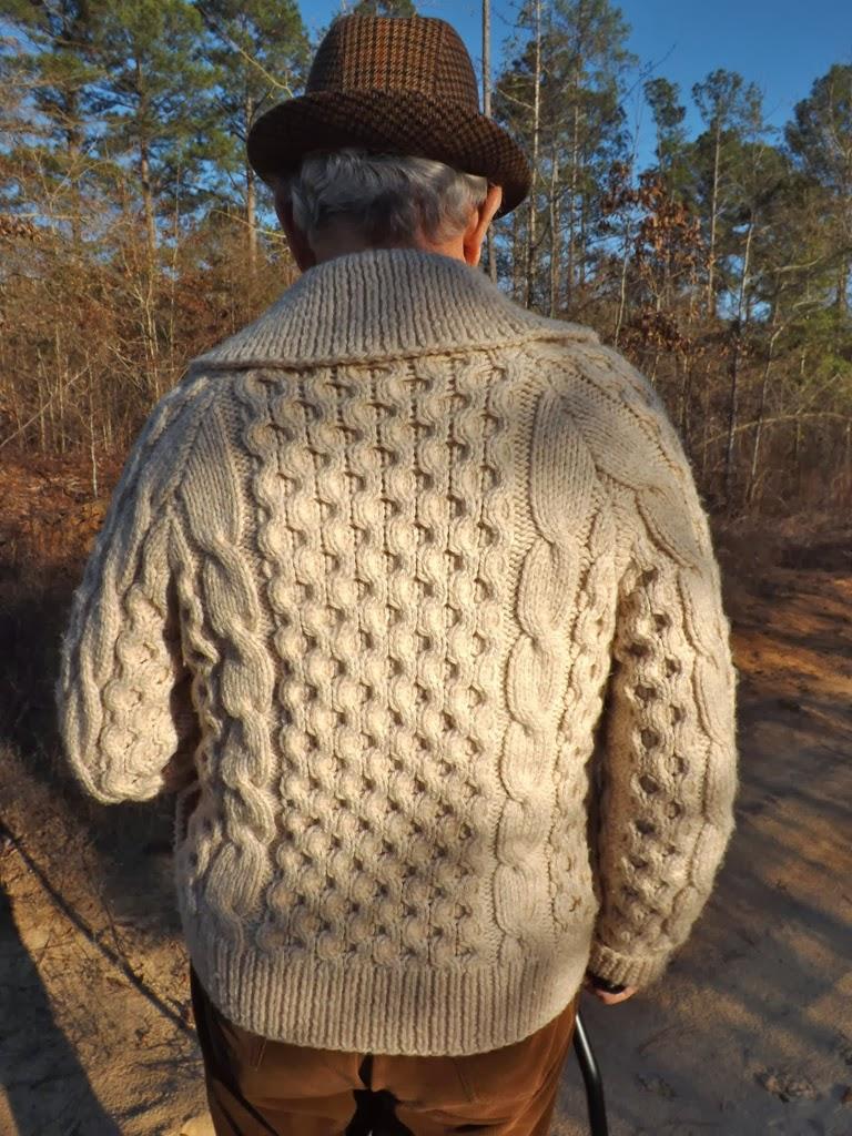 Осинка вязание аранов 50