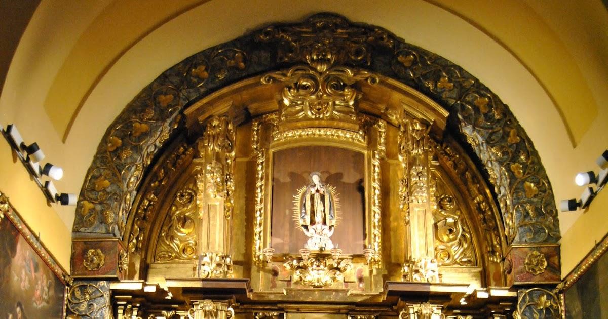 Arte en valladolid la capilla de san jos de maestros - Carpinteros en valladolid ...