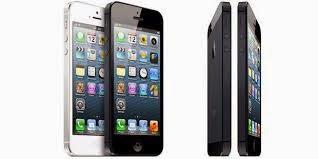 Harga Dan Spesifikasi iPhone 5 iOS7 New