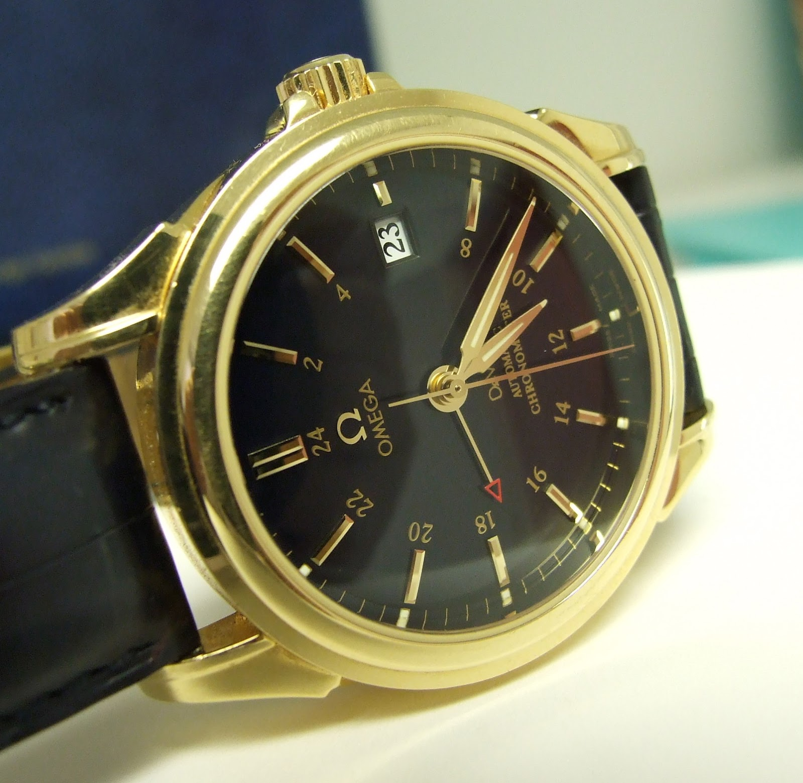 watch swap cafe vintage watches in toronto omega gmt co. Black Bedroom Furniture Sets. Home Design Ideas