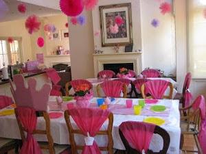 Fiestas Elegantes para Niñas, parte 1