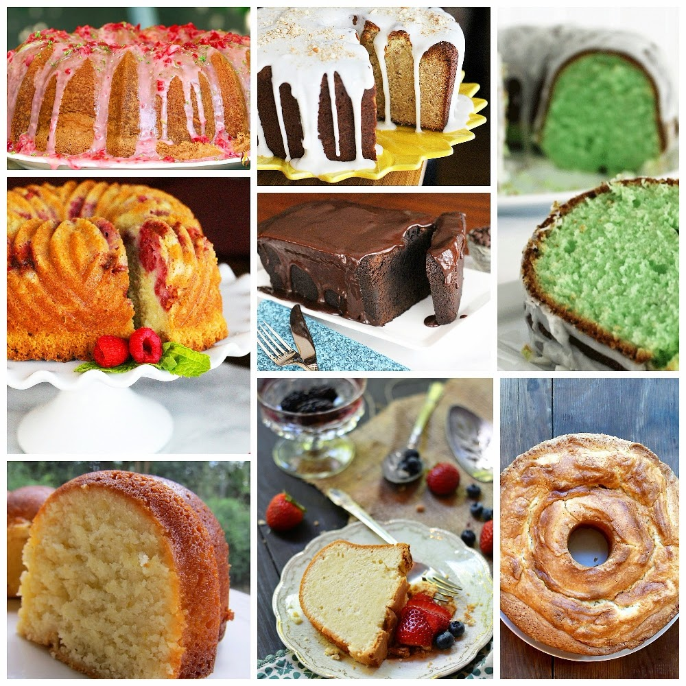 No-Fail Pound Cake Recipes