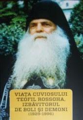 VIAȚA CUVIOSULUI TEOFIL ROSSOHA. Traducere de ANGELA VOICILĂ. CLICK pe copertă!