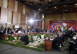 Acuerdos energéticos de la Unasur tendrán influencia mundial