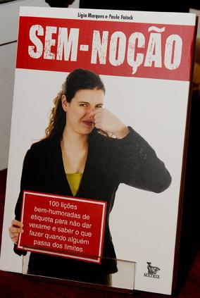 SEM NOÇÃO - O livro
