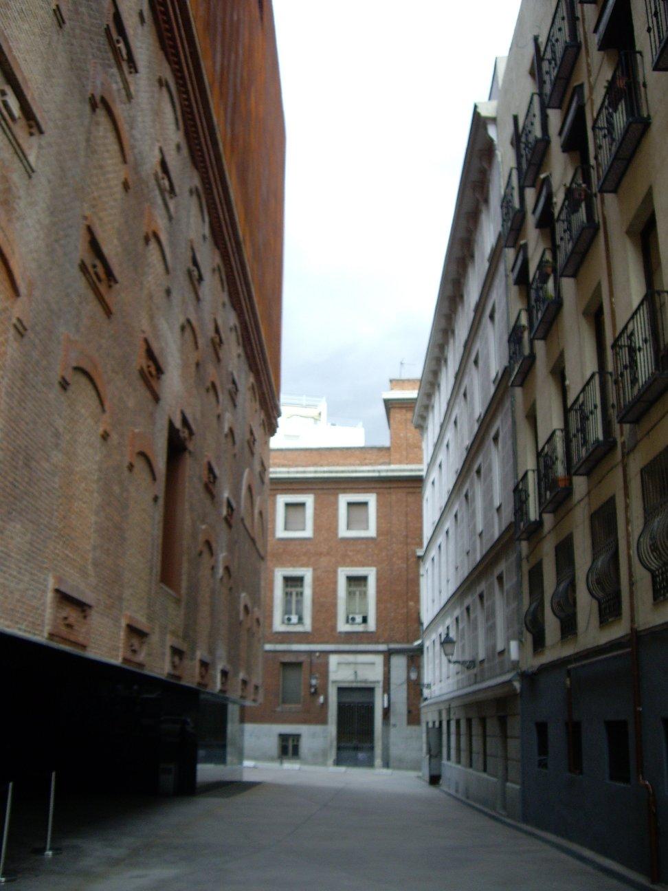 Arquitectura Espectacular Caixa Forum Madrid