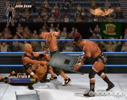Cheat WWE Smackdown! Vs Raw 2008 PS2