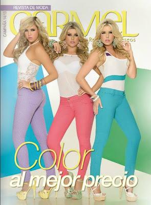 carmel catalogo de ropa campaña 14 2013