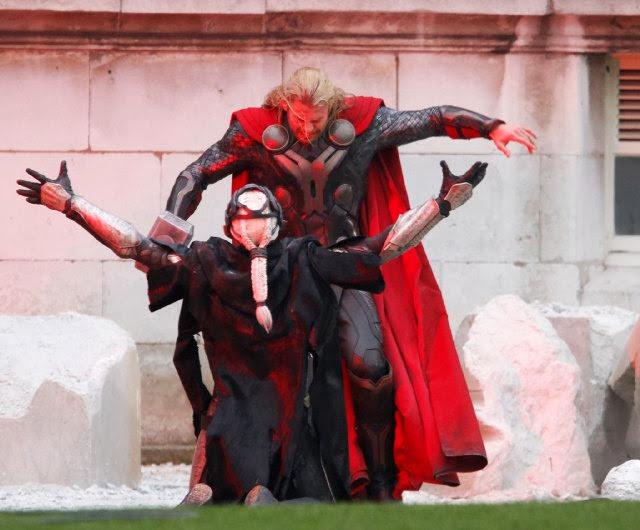Thor 2 : Thế Giới Bóng Tối