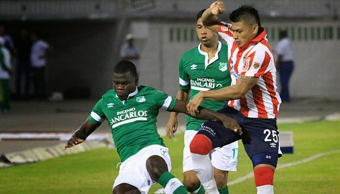 Deportivo Cali vs Atletico Junior en vivo