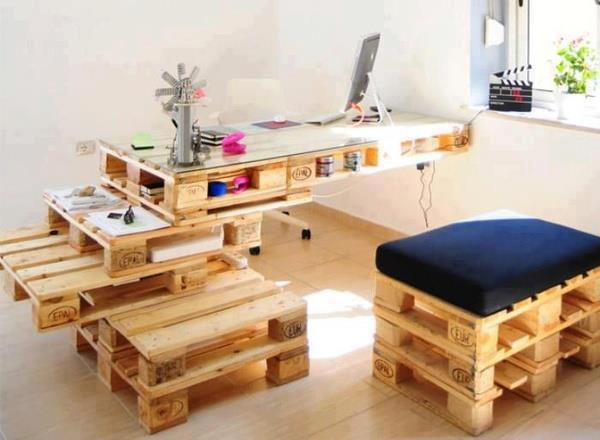Things Made From Wood Pallets