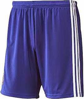 jersey celana bola, celana bola chelsea home, terbaru, grade ori, made in Thailand, tempat jual celana bola futsal