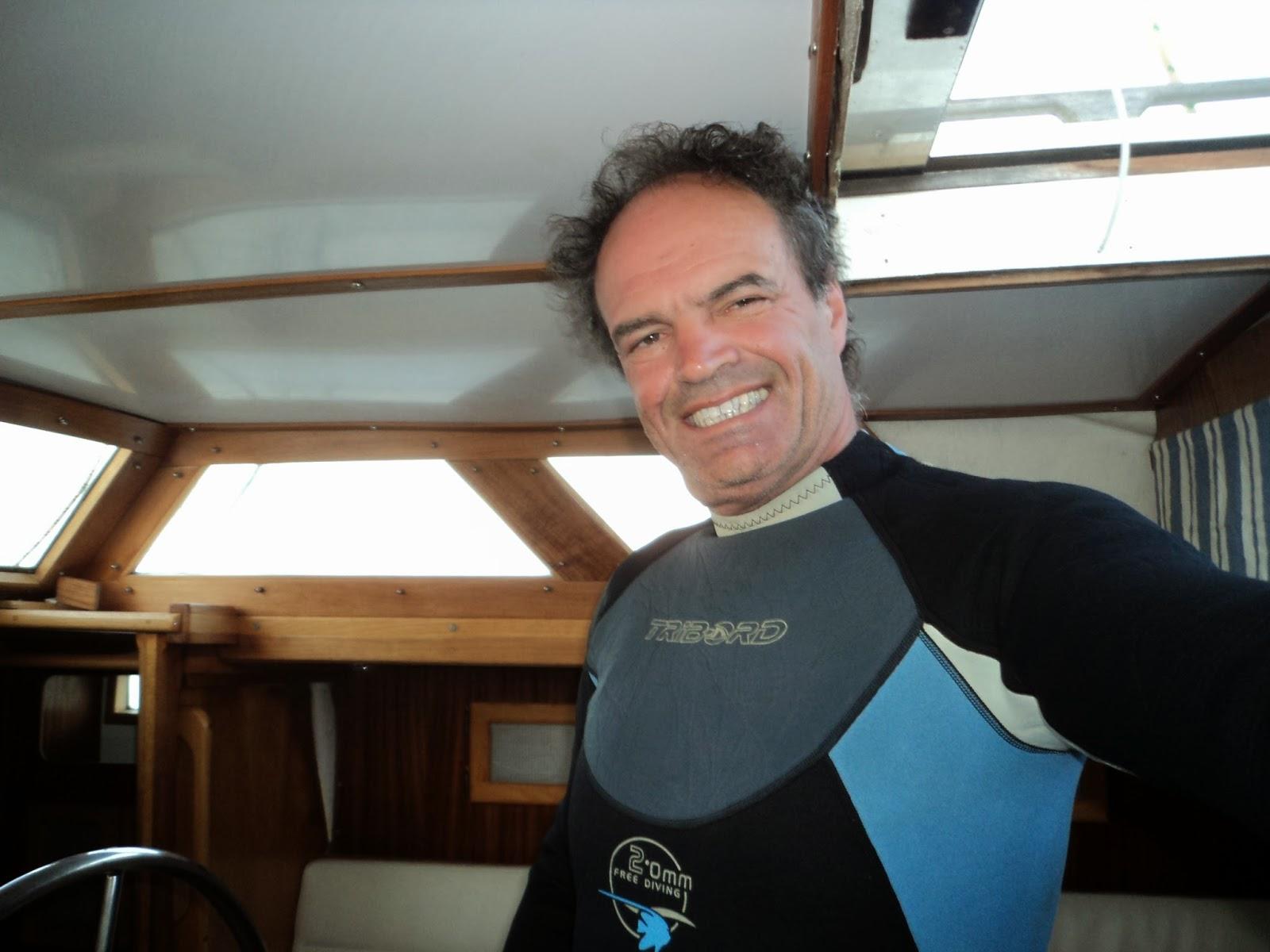 Dangerous diving