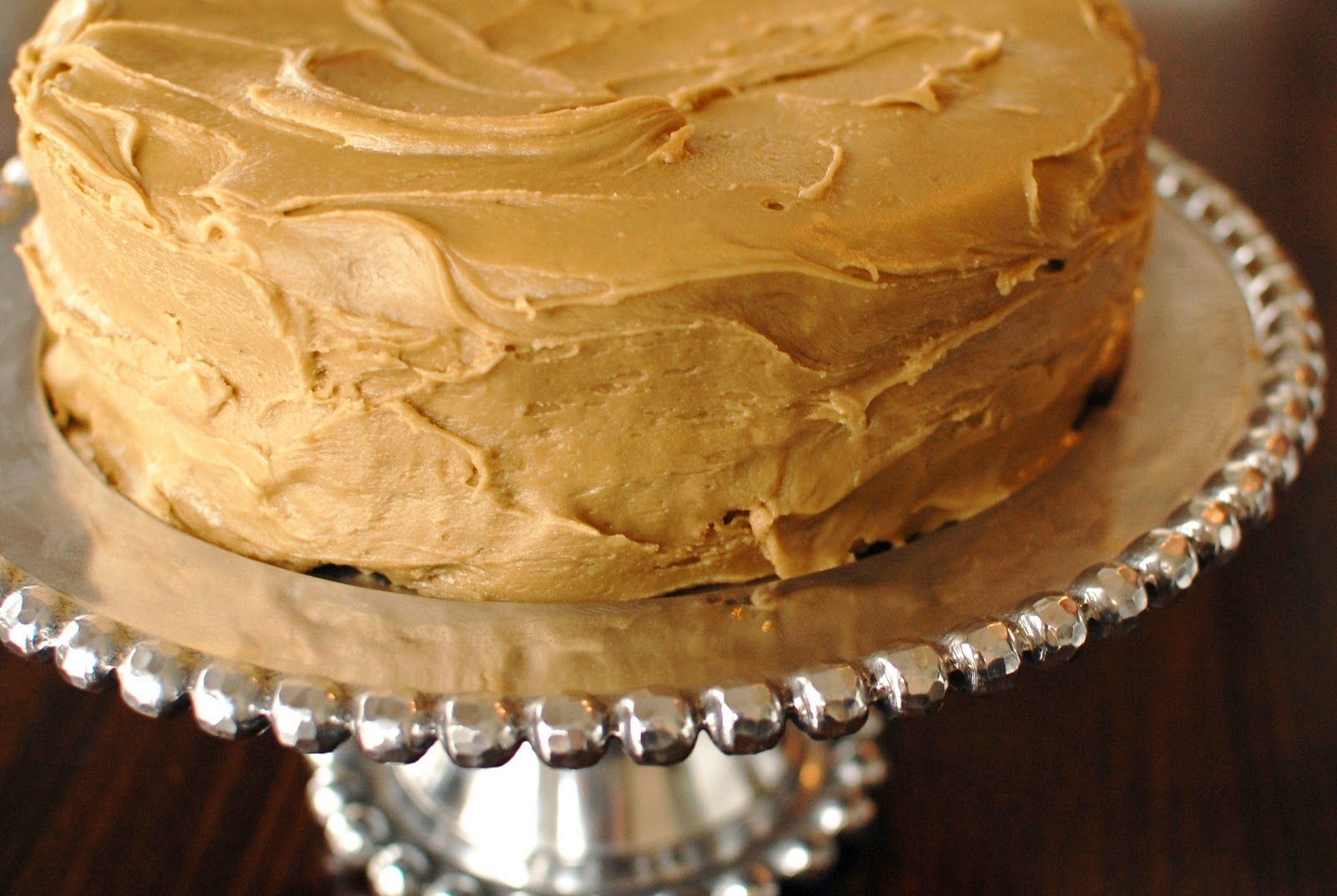 Caramel Cake ~ The Hubs Most Requested Dessert! - Or so she says...