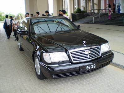 Mercedes 600SEL