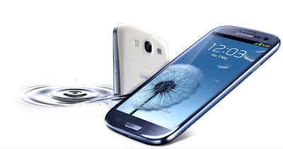 Samsung Galaxy S3 - Design
