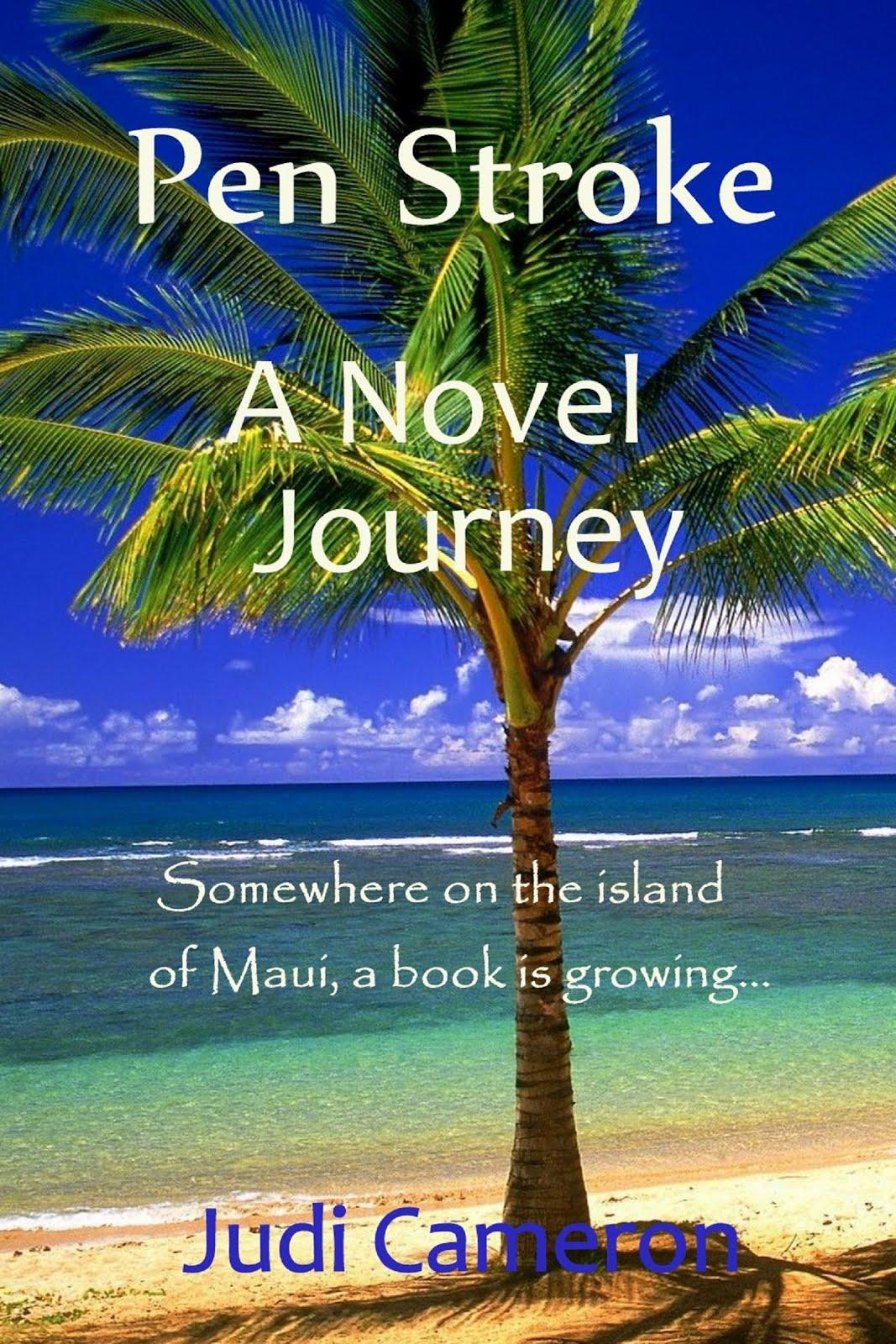 Pen Stroke ~ A Novel Journey
